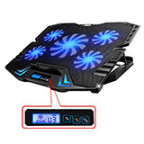 support pc portable ventilateur USB